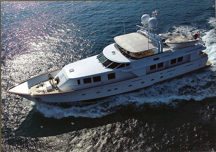 Criss C yacht