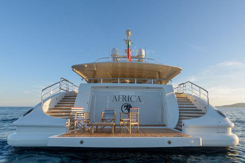 Africa stern