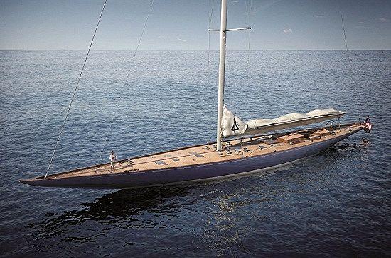 Cheveyo yacht exterior design