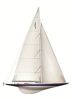 Cheveyo yacht profile rendering