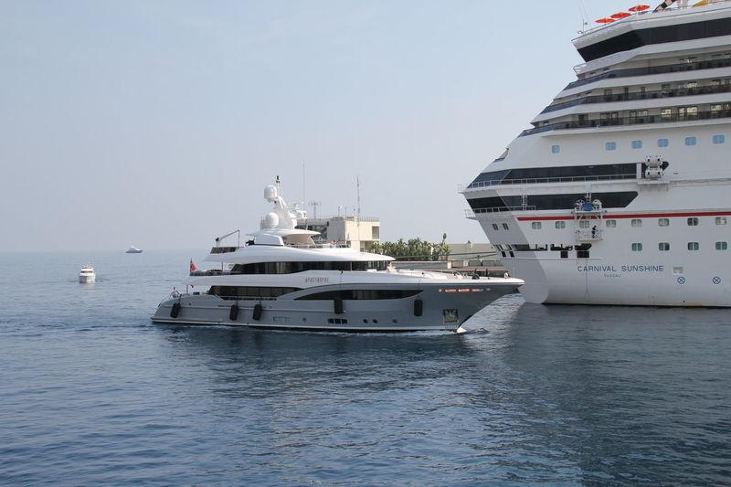 Apostrophe in Monaco