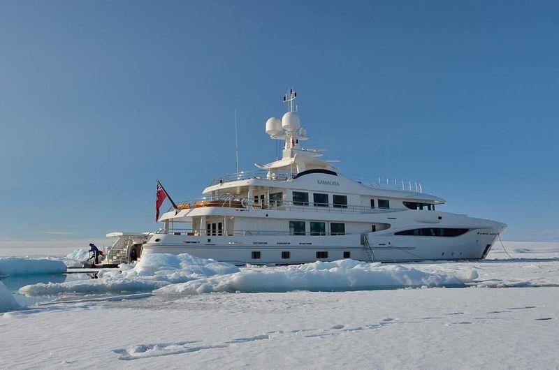Kamalaya in Svalbard