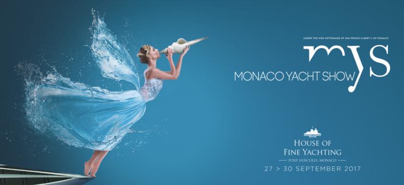 Monaco Yacht Show brochure 2017