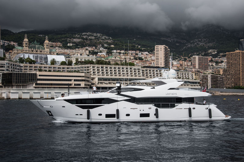 Lost Boys arrives in Monaco ahead of the yacht show