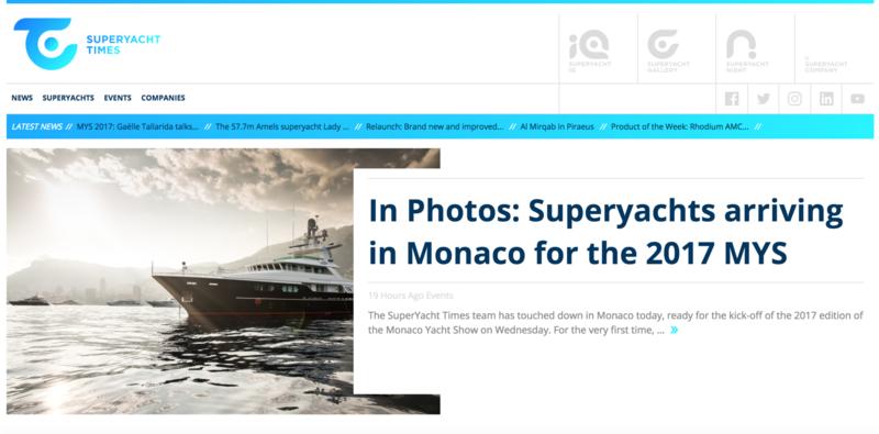 SuperYachtTimes.com print screen