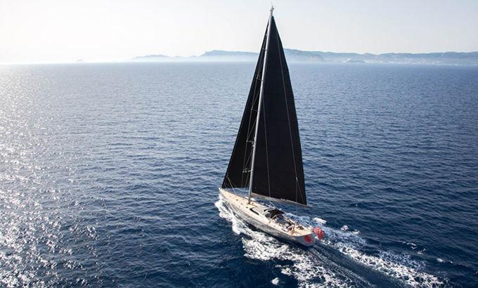 Shogun sailing