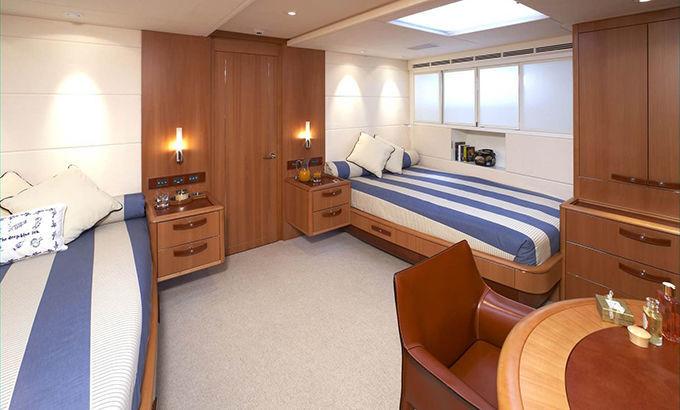 Shogun bedroom