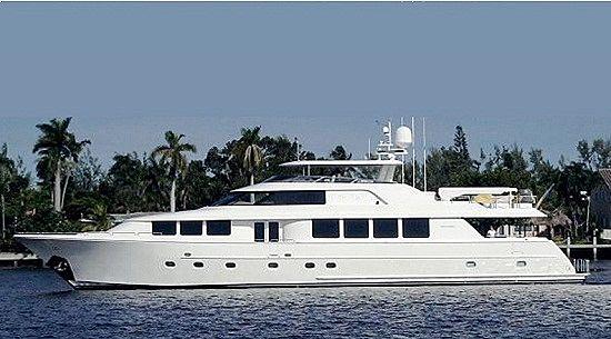 RENT SPENT yacht Westport