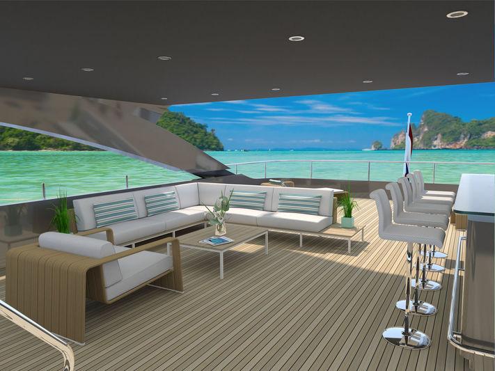Project Navarino 47m rendering 3
