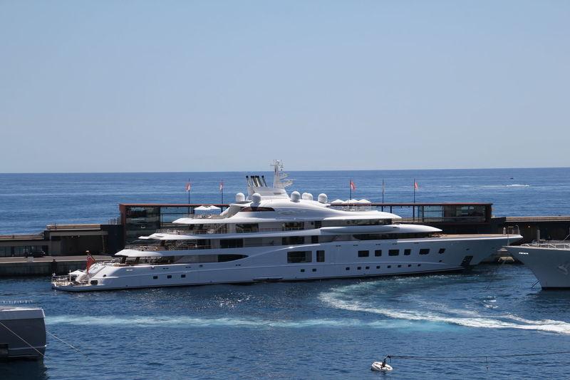 Quantum Blue in Monaco