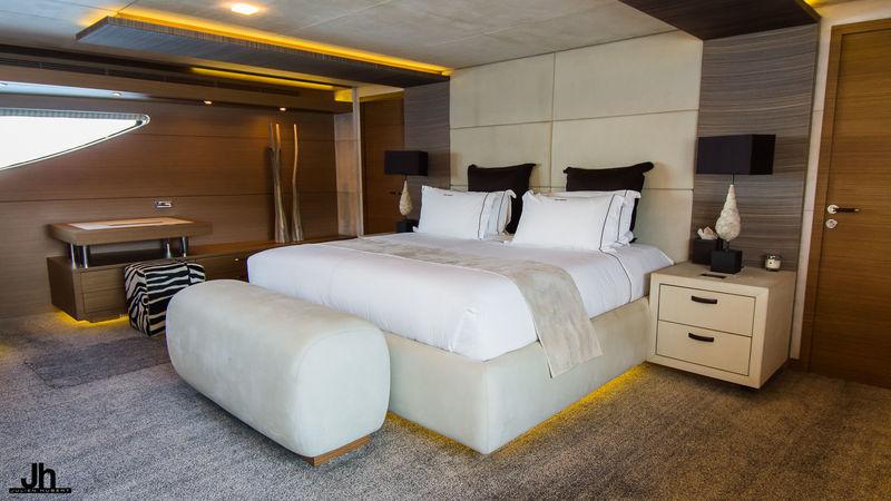 Namaste 40m master suite