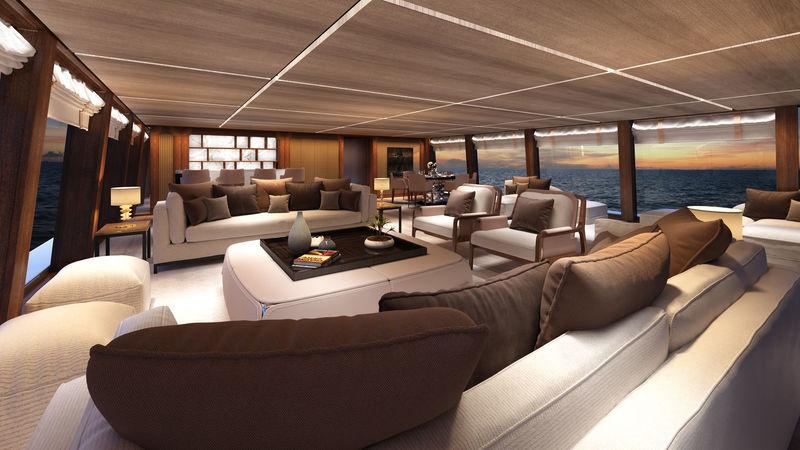 Fifty (50m) rendering upper deck