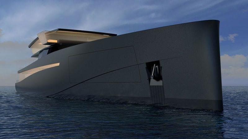 Wally Nobiskrug 83m concept