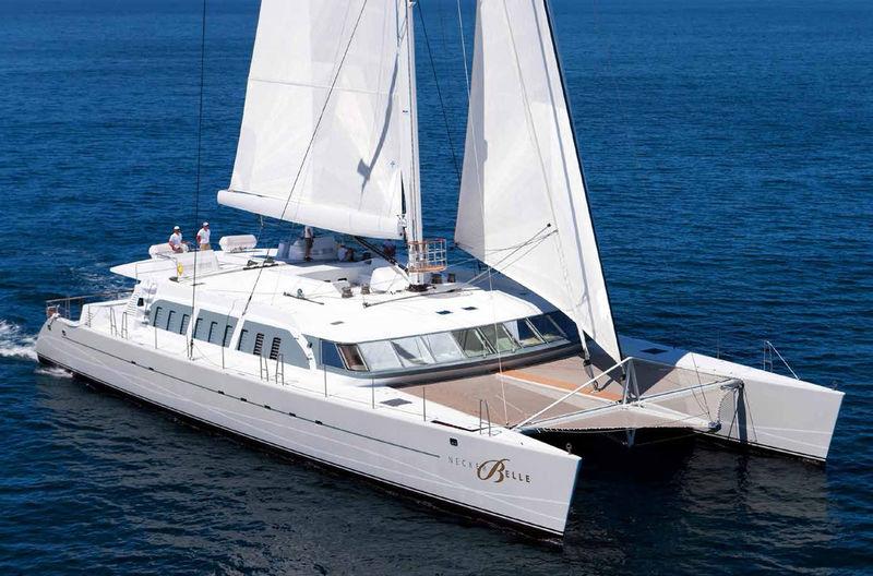 BELLA VITA yacht CMN Yacht Division