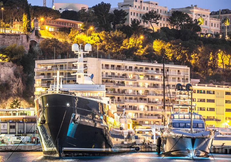 Legend and Silver Fast - Monaco