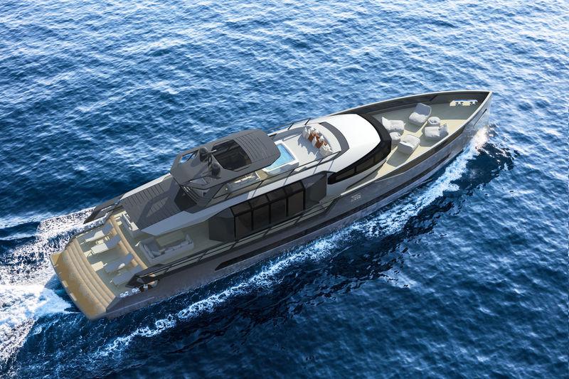 Sarp superyachts: XSR 32m