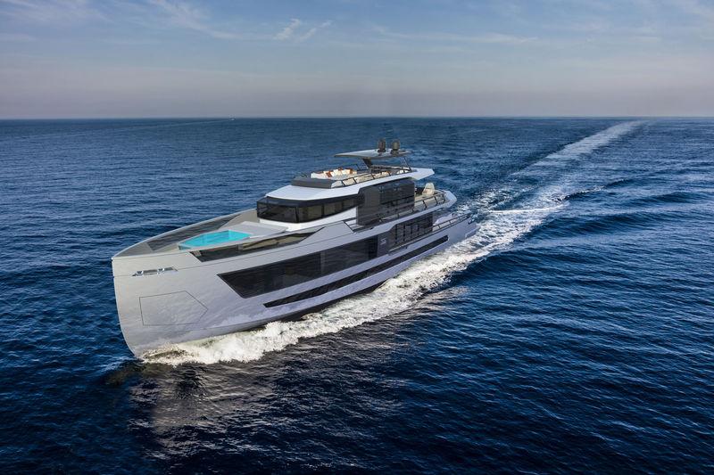 Sarp superyachts: XSR 38m