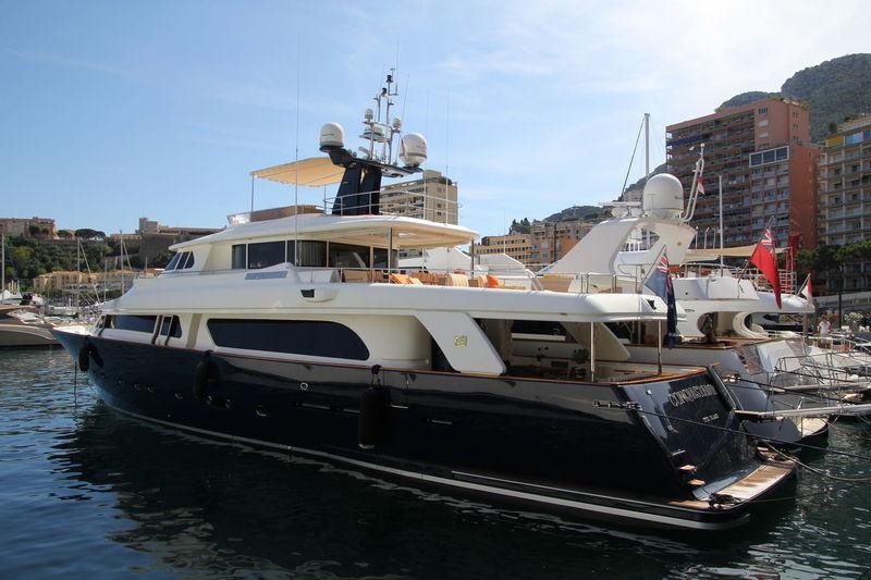 BIM yacht Custom Line