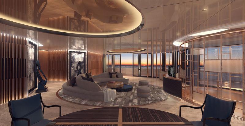 Fincantieri Yachts 90m Linea