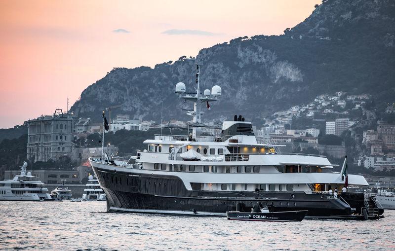 Titan in Monaco