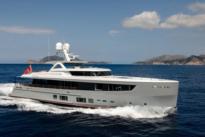 DELTA ONE yacht Mulder Shipyard