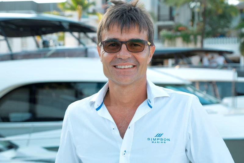 Sergio Simpson Marine