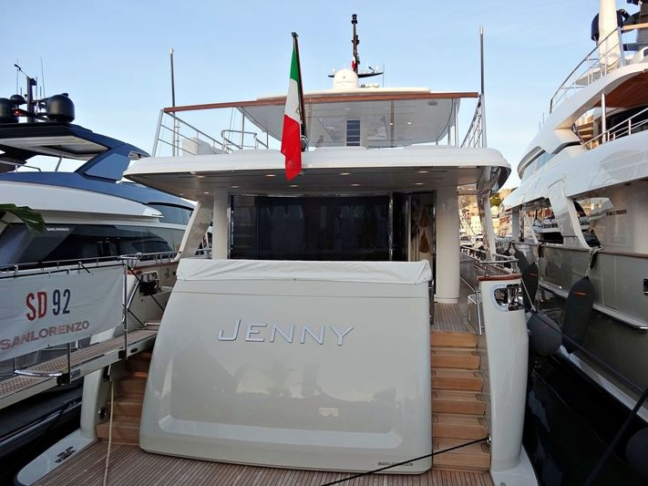 GUL yacht Sanlorenzo
