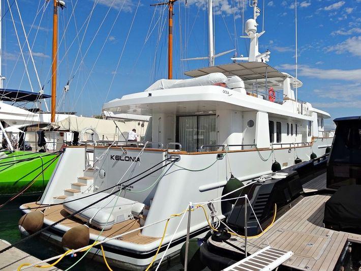 KELONIA  yacht Ocea