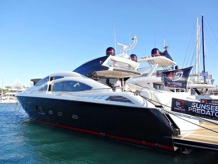KRAKEN yacht Sunseeker