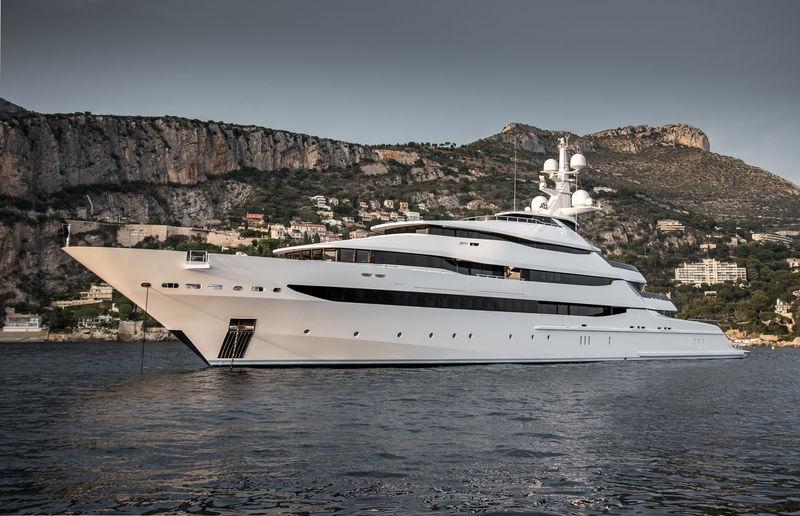AMORE VERO  yacht Oceanco