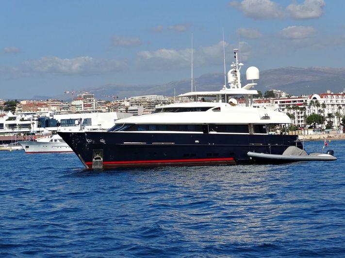 CONTESSINA yacht Bugari Custom Yacht srl.