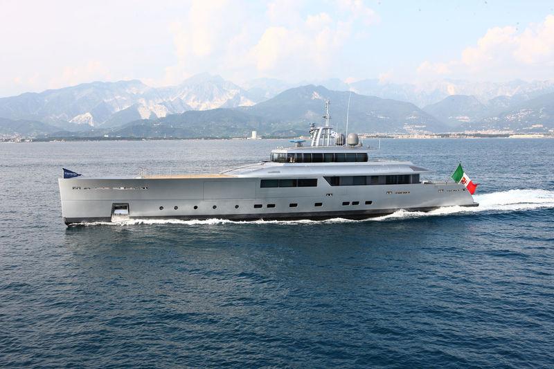 EXUMA yacht Perini Navi