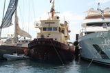 Don Giovanni Yacht Kanagawa Shipyard