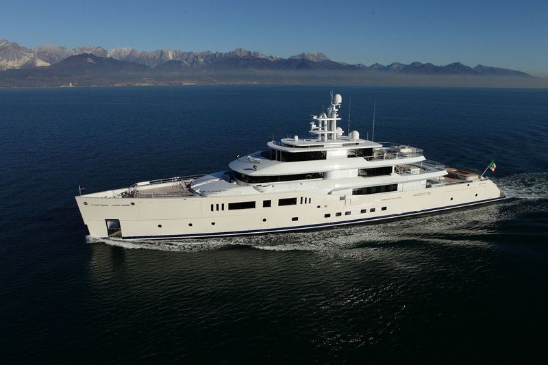 NAUTILUS yacht Perini Navi