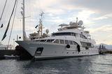 Tanusha Yacht Benetti