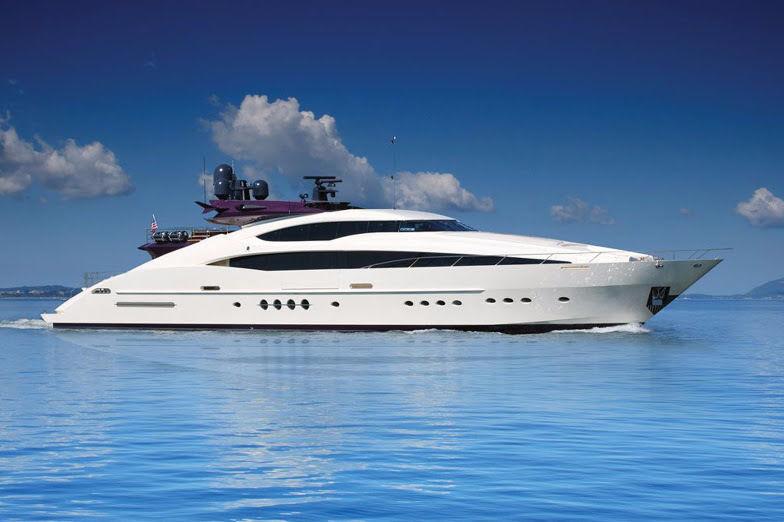CLIFFORD II yacht Palmer Johnson