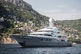 TV anchored off Monaco