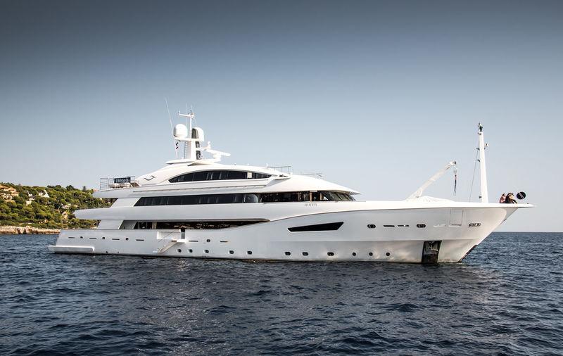 BEATRIX yacht Cantieri Navali di Termoli