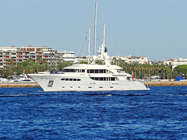 Nassima off Cannes