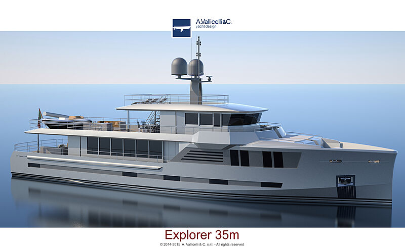 Phileas yacht project