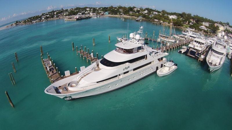 BESS TIMES yacht Westport