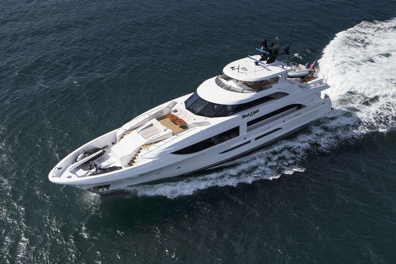 DREAMS yacht Westport