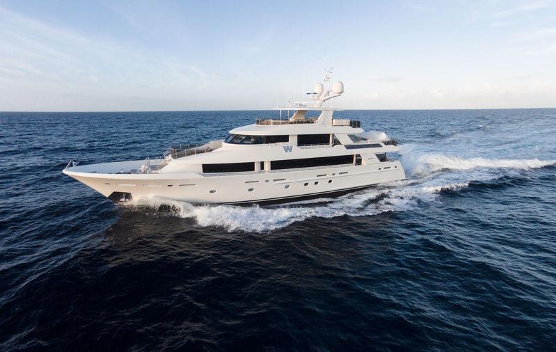 PIPE DREAM yacht Westport