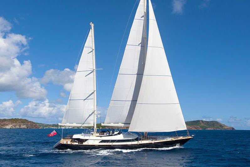 VICTORIA A yacht Perini Navi