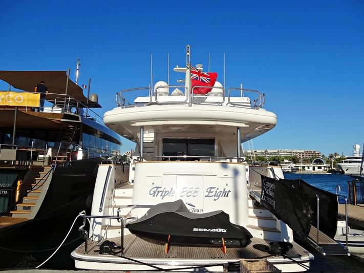 TRIPLE 888 EIGHT yacht Horizon
