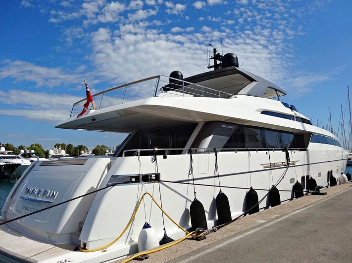 TRIPLE FUN yacht Sanlorenzo