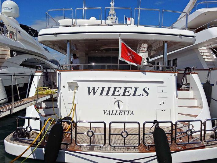 Wheels in Antibes