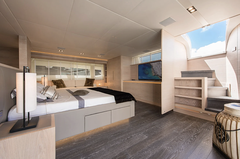 Fast & Furious yacht stateroom