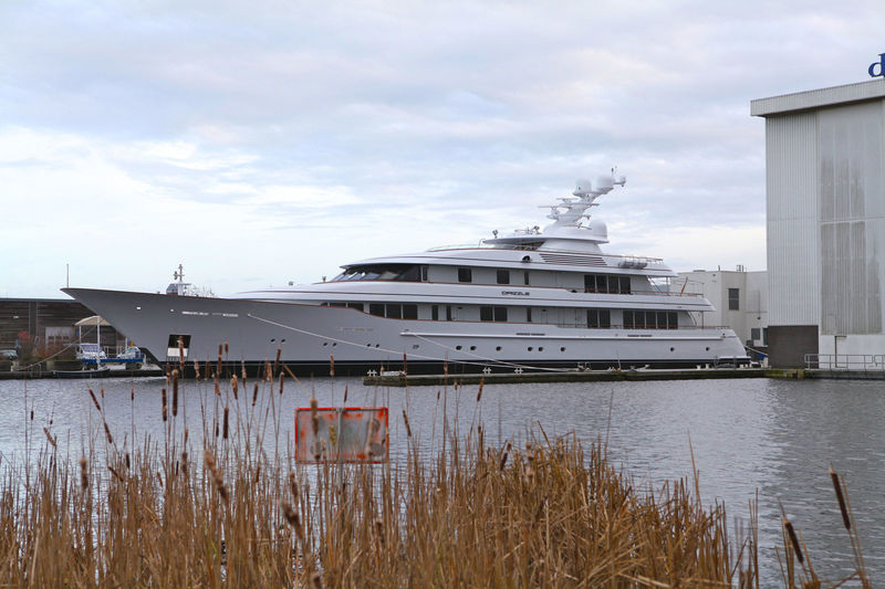 DRIZZLE yacht Feadship