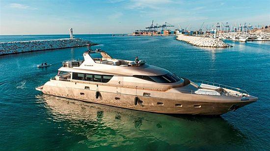 Rodman 105 yacht Nirvana